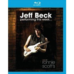 輸入盤 JEFF BECK / LIVE AT RONNIE SCOTT' [BLU-RAY]|dss