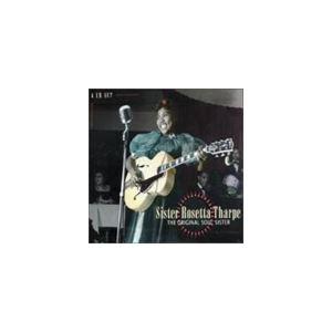 輸入盤 SISTER ROSETTA THARPE / ORIGINAL SOUL SISTER [4CD]