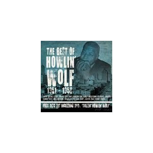 輸入盤 HOWLIN' WOLF / BEST OF 1951-1958 [3CD+DVD]