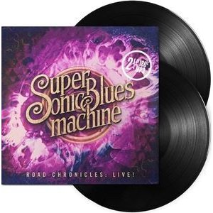 輸入盤 SUPERSONIC BLUES MACHINE / ROAD CHRONICLES : LIVE! [2LP]
