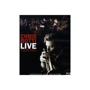 輸入盤 CHRIS BOTTI / LIVE WITH ORCHESTRA & SPECIAL GUESTS [BLU-RAY]|dss