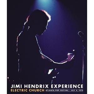 輸入盤 JIMI HENDRIX / JIMI HENDRIX : ELECTRIC CHURCH [DVD]|dss