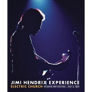 輸入盤 JIMI HENDRIX / JIMI HENDRIX : ELECTRIC CHURCH [BLU-RAY]|dss
