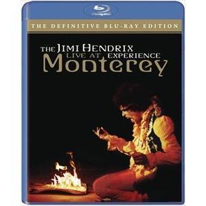 輸入盤 JIMI HENDRIX EXPERIENCE / AMERICAN LANDING : JIMI HENDRIX EXPERIENCE LIVE AT MONTEREY [BLU-RAY]|dss