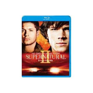 SUPERNATURAL<セカンド>コンプリート・セット [Blu-ray] dss