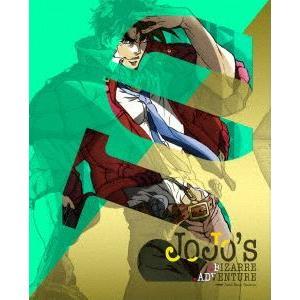 ジョジョの奇妙な冒険 Vol.4 Blu-ray<初回生産限定版> [Blu-ray]|dss