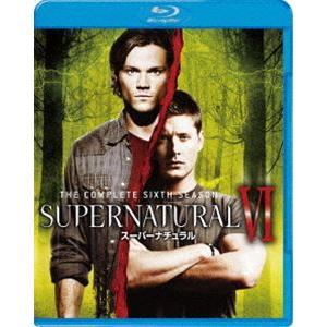SUPERNATURAL VI〈シックス・シーズン〉コンプリート・セット [Blu-ray] dss