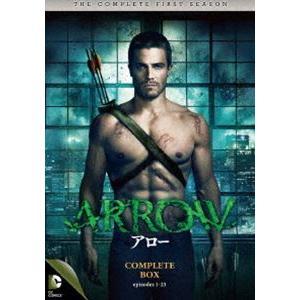 ARROW / アロー <ファースト・シーズン> コンプリート・ボックス [DVD] dss