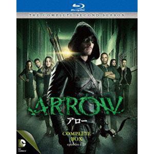 ARROW/アロー〈セカンド・シーズン〉 コンプリート・ボックス [Blu-ray] dss