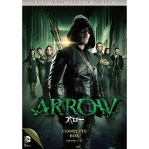 ARROW/アロー〈セカンド・シーズン〉 コンプリート・ボックス [DVD] dss