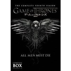 ゲーム・オブ・スローンズ 第四章:戦乱の嵐-後編- DVD コンプリート・ボックス [DVD] dss