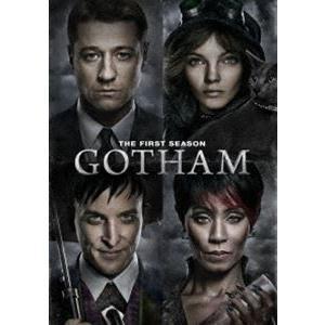 GOTHAM/ゴッサム〈ファースト・シーズン〉 コンプリート・ボックス [Blu-ray] dss