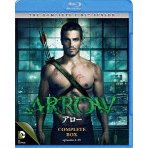 ARROW/アロー〈ファースト・シーズン〉 コンプリート・ボックス [Blu-ray] dss