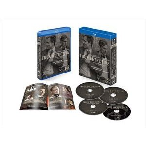 TRUE DETECTIVE/トゥルー・ディテクティブ〈ファースト・シーズン〉 コンプリート・ボックス [Blu-ray]|dss