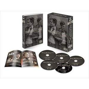 TRUE DETECTIVE/トゥルー・ディテクティブ〈ファースト・シーズン〉 コンプリート・ボックス [DVD]|dss