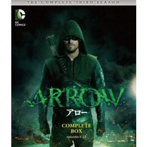ARROW/アロー〈サード・シーズン〉 コンプリート・ボックス [Blu-ray] dss