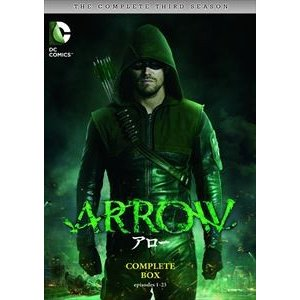 ARROW/アロー〈サード・シーズン〉 コンプリート・ボックス [DVD] dss
