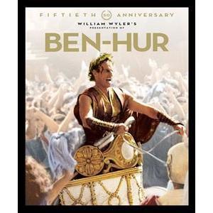 【初回限定生産】ベン・ハー メモリアル・エディション [Blu-ray]|dss