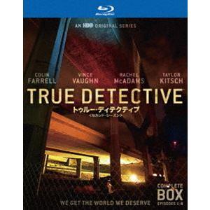 TRUE DETECTIVE/トゥルー・ディテクティブ〈セカンド・シーズン〉 コンプリート・ボックス [Blu-ray]|dss