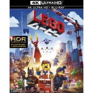 LEGO(R)ムービー<4K ULTRA HD&ブルーレイセット>(4K ULTRA HD Blu-ray) [Ultra HD Blu-ray] dss