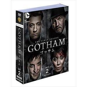 GOTHAM/ゴッサム〈ファースト・シーズン〉 セット2 [DVD] dss