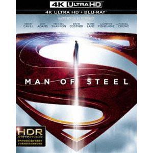 マン・オブ・スティール<4K ULTRA HD&ブルーレイセット>(4K ULTRA HD Blu-ray) [Ultra HD Blu-ray]|dss