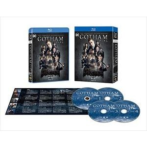 GOTHAM/ゴッサム〈セカンド・シーズン〉 コンプリート・ボックス [Blu-ray] dss