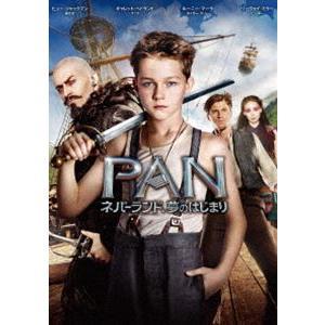 PAN〜ネバーランド、夢のはじまり〜 [DVD] dss