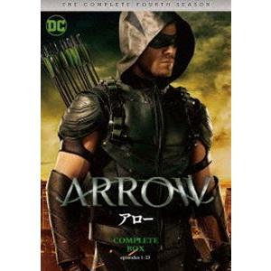 ARROW/アロー〈フォース・シーズン〉 コンプリート・ボックス [DVD] dss