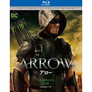 ARROW/アロー〈フォース・シーズン〉 コンプリート・ボックス [Blu-ray] dss