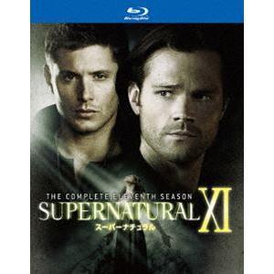 SUPERNATURAL XI〈イレブン・シーズン〉 コンプリート・ボックス [Blu-ray] dss
