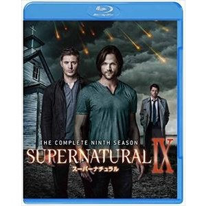 SUPERNATURAL IX〈ナイン・シーズン〉 コンプリート・セット [Blu-ray] dss