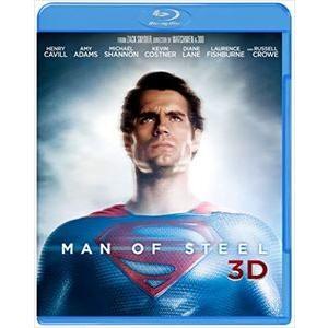 マン・オブ・スティール 3D&2D ブルーレイセット [Blu-ray]|dss
