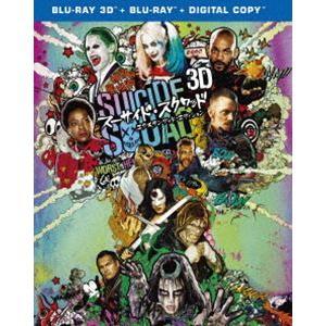 スーサイド・スクワッド エクステンデッド・エディション 3D&2Dブルーレイセット(初回限定生産) [Blu-ray]|dss
