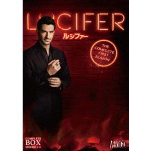 LUCIFER/ルシファー〈ファースト・シーズン〉 コンプリート・ボックス [DVD]|dss