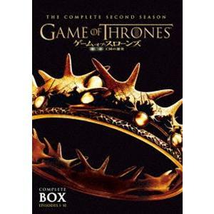 ゲーム・オブ・スローンズ 第二章:王国の激突 DVDセット [DVD] dss
