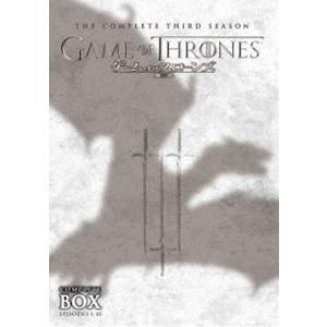 ゲーム・オブ・スローンズ 第三章:戦乱の嵐-前編- DVDセット [DVD] dss