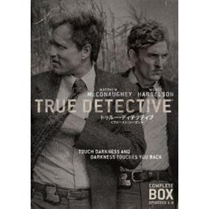 TRUE DETECTIVE/トゥルー・ディテクティブ〈ファースト〉 DVDセット [DVD]|dss