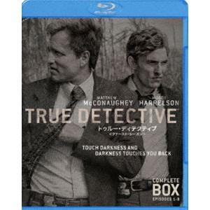 TRUE DETECTIVE/トゥルー・ディテクティブ〈ファースト〉 ブルーレイセット [Blu-ray]|dss