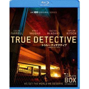 TRUE DETECTIVE/トゥルー・ディテクティブ〈セカンド〉 ブルーレイセット [Blu-ray]|dss