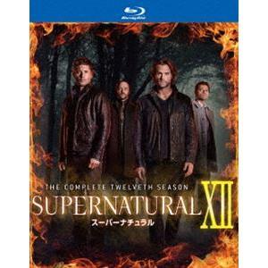 SUPERNATURAL XII〈トゥエルブ・シーズン〉 ブルーレイ コンプリート・ボックス [Blu-ray] dss