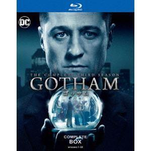 GOTHAM/ゴッサム〈サード・シーズン〉 コンプリート・ボックス [Blu-ray] dss