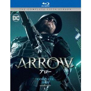 ARROW/アロー〈フィフス・シーズン〉 コンプリート・ボックス [Blu-ray] dss