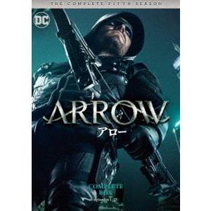 ARROW/アロー〈フィフス・シーズン〉 コンプリート・ボックス [DVD] dss