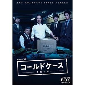 連続ドラマW コールドケース 〜真実の扉〜 ブルーレイ コンプリート・ボックス [Blu-ray]|dss