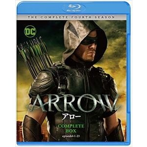ARROW/アロー〈フォース・シーズン〉 コンプリート・セット [Blu-ray] dss