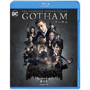 GOTHAM/ゴッサム〈セカンド・シーズン〉 コンプリート・セット [Blu-ray] dss