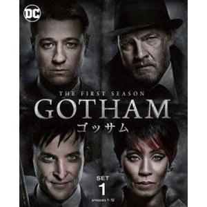 GOTHAM/ゴッサム〈ファースト・シーズン〉 前半セット [DVD] dss