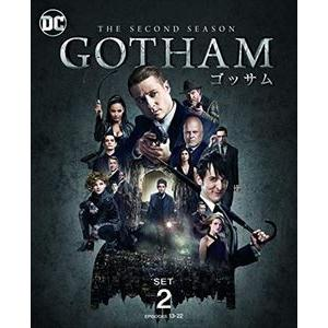 GOTHAM/ゴッサム〈セカンド・シーズン〉 後半セット [DVD] dss