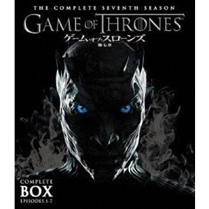ゲーム・オブ・スローンズ 第七章:氷と炎の歌 ブルーレイ コンプリート・ボックス [Blu-ray] dss